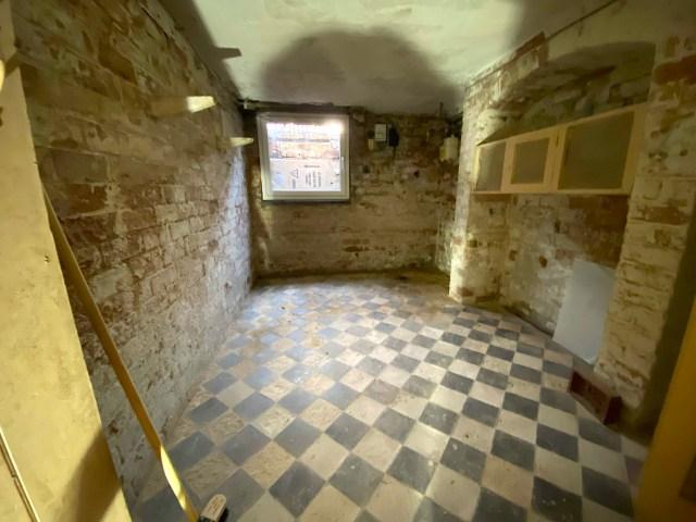 victorian cellar renovation