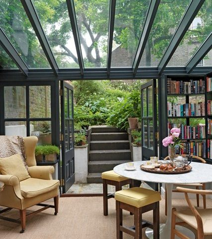 downsizing - Cosy Conservatory
