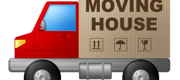 moving van - do your own house removals